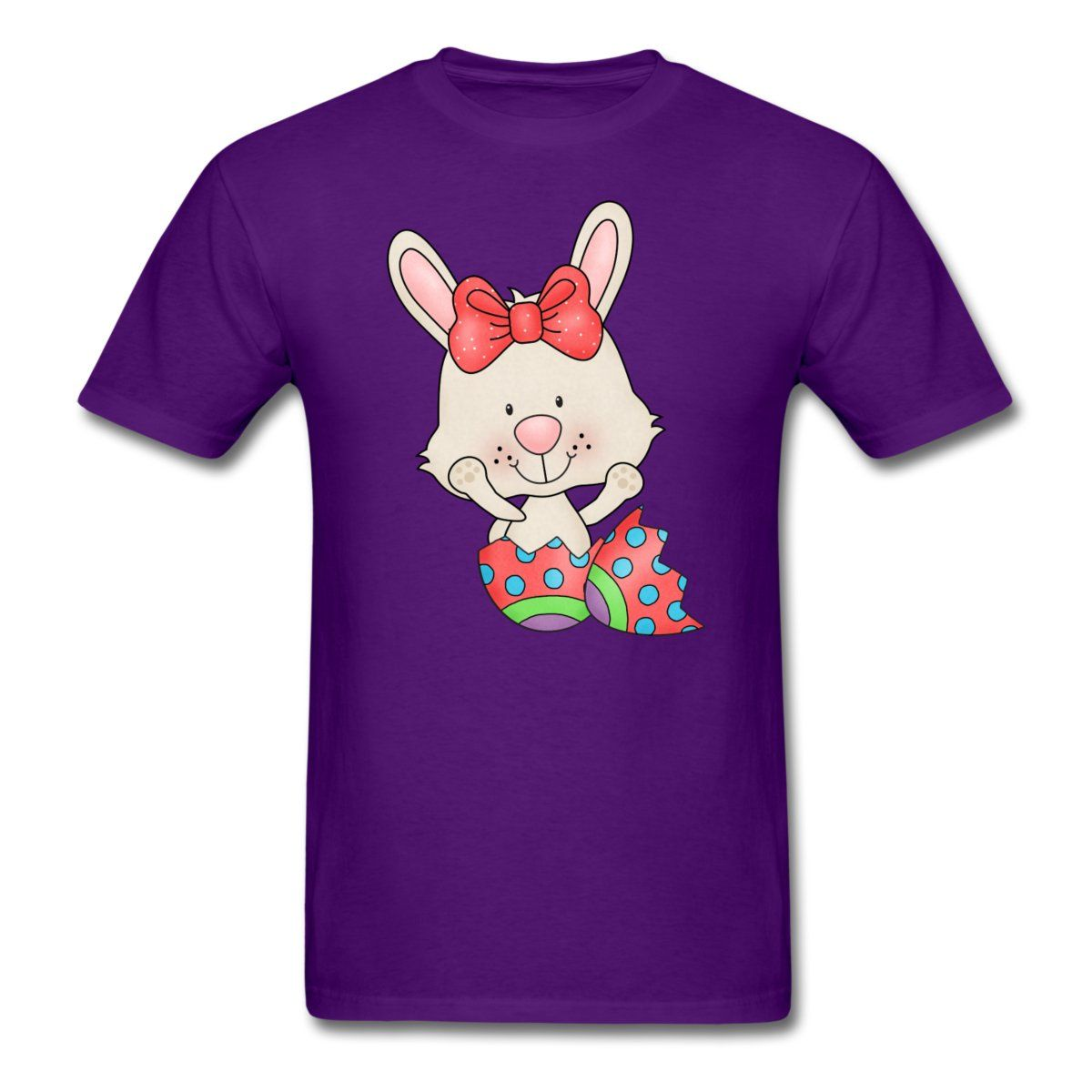 Easter Bunny - Men's T-Shirt
