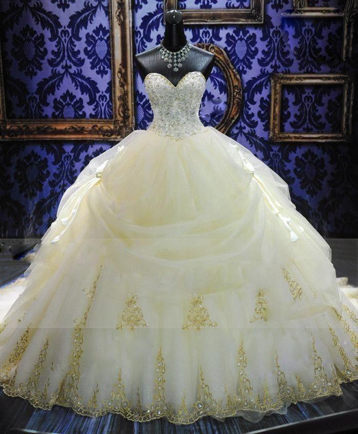 DH-1060 Robe de mariée mariage soirée wedding evening dress