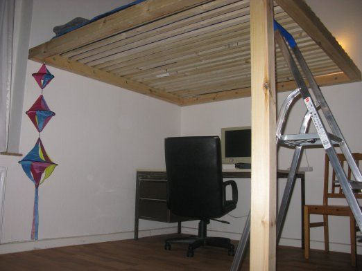 Bildergebnis für hochbett 180x200 selber bauen Hochbett - küchenfronten austauschen kosten
