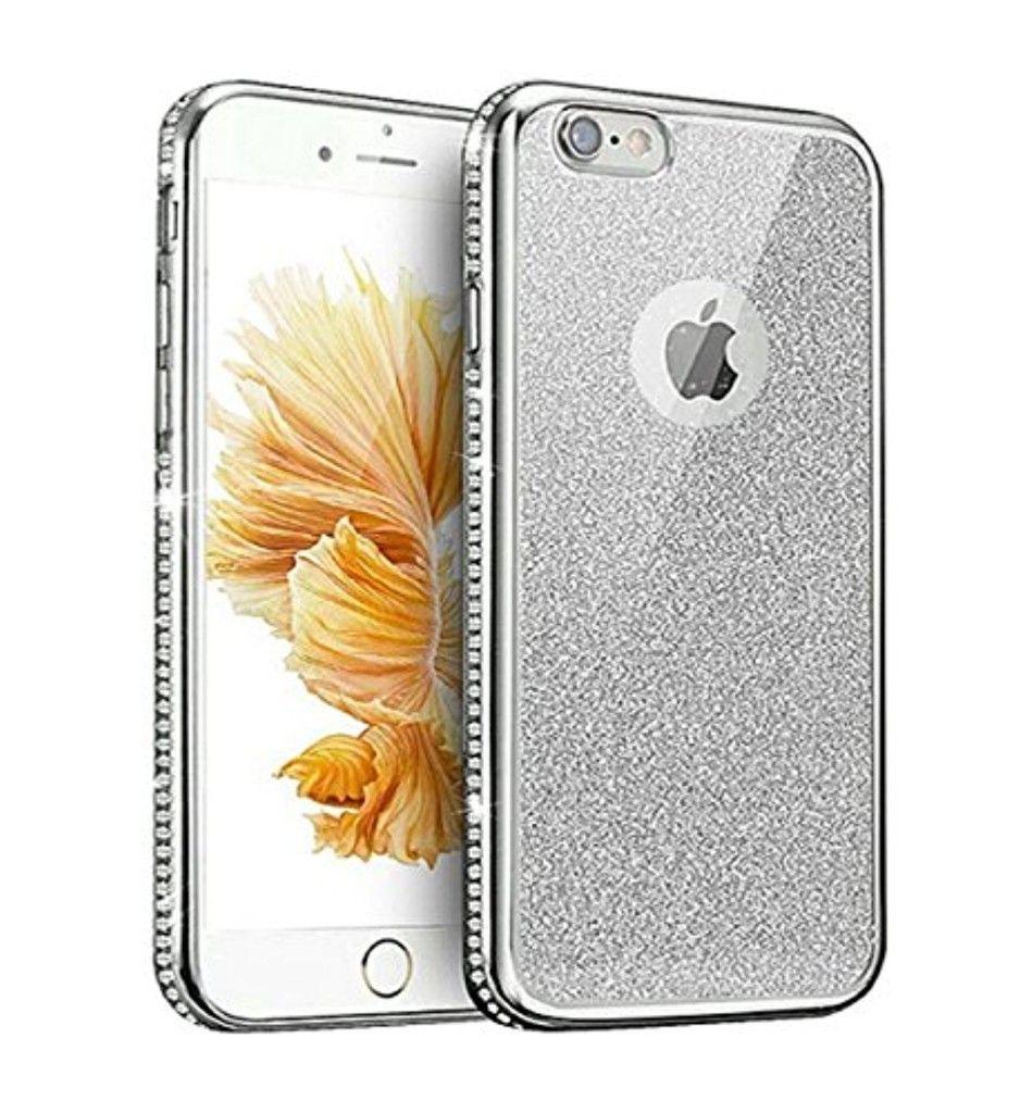 coque iphone 8 plus paillette spigen