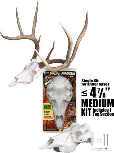 Mountain Mike/'s Reproductions Skull Master Medium or Large Antler Mounting Kit