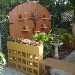 20 Garden Ideas for Small Spaces - Eat Drink Eat