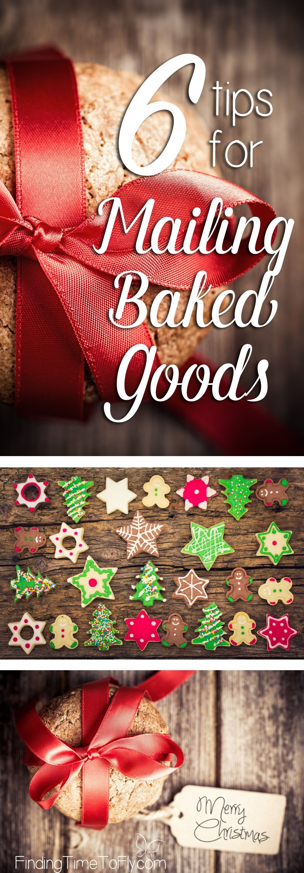 6 tips for mailing baked goods christmas cookies
