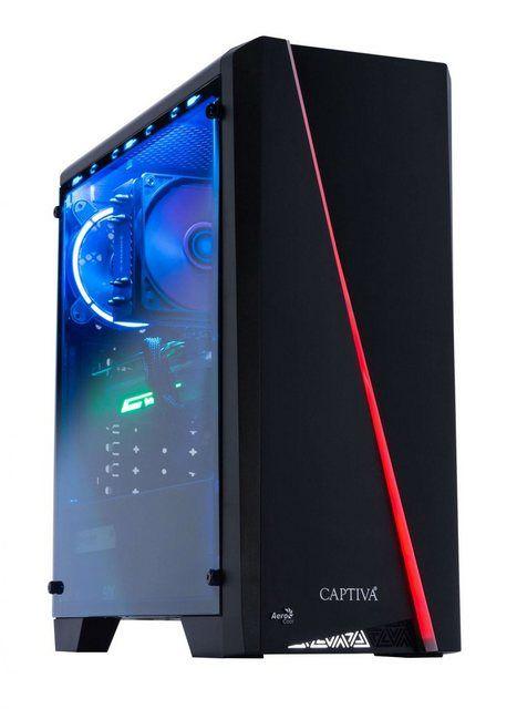 Photo of Kaufen Sie CAPTIVA Highend Gaming R50-871 Gaming-PC (AMD Ryzen 5, RTX 2070 SUPER, 16 GB RAM, 1000 GB Festplatte, 240 GB SSD, Luftkühlung) online OTTO