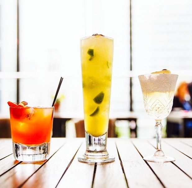It's summer! Good excuse to try more cocktails!