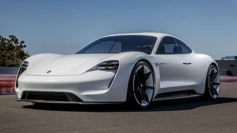 Porsche Taycan Factory Built To Clean The Air Porsche Taycan Porsche Mission Mission E