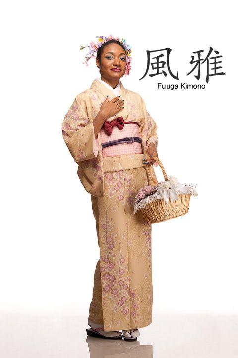Fuuga Kimono
