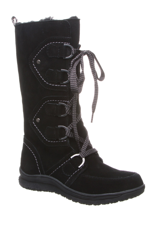 BEARPAW | Justice Genuine Sheepskin & Wool Blend Lined Boot #nordstromrack