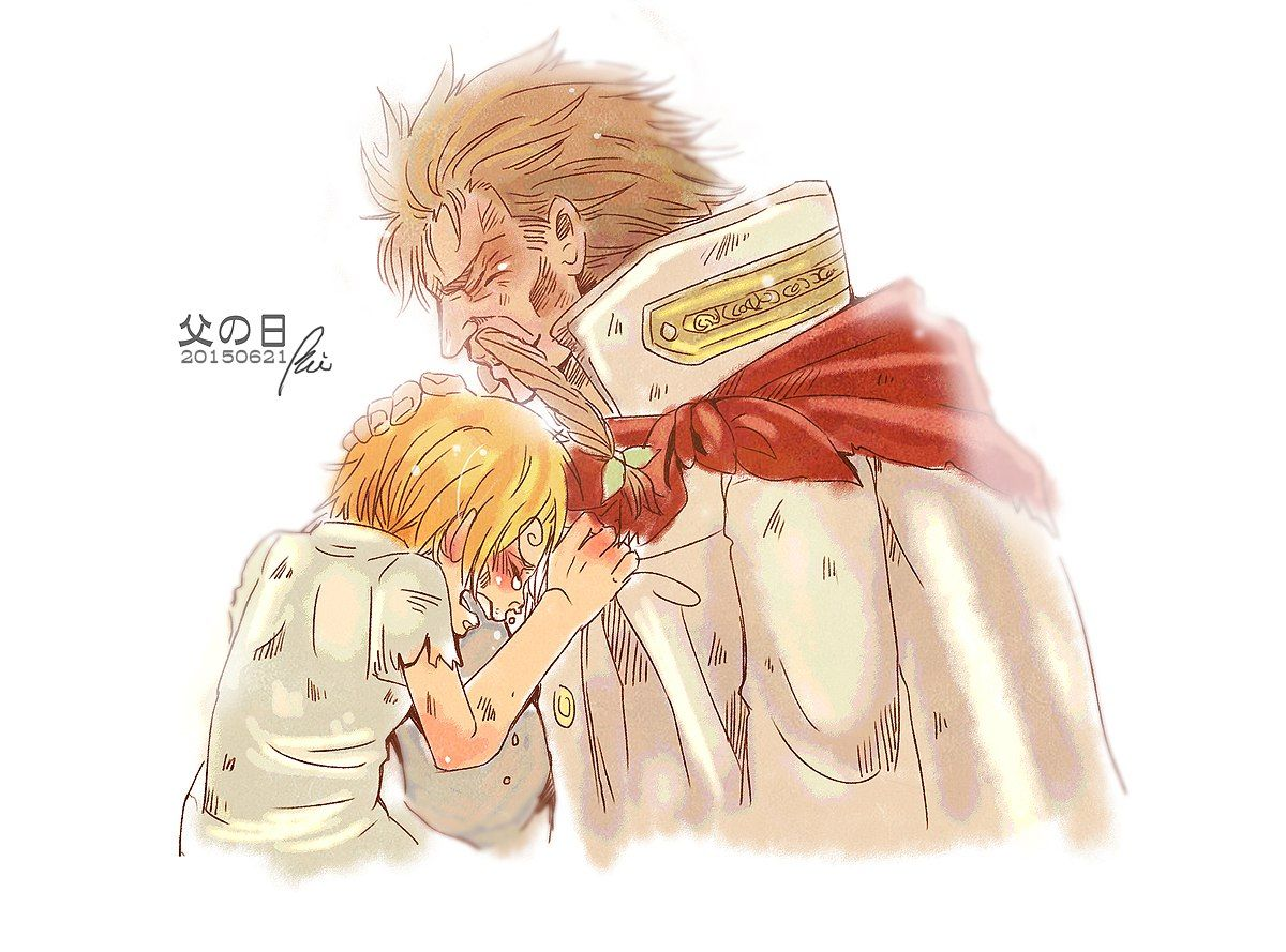 Sanji Vinsmoke Zeff One Piece   One piece, Anime, Sanji ...