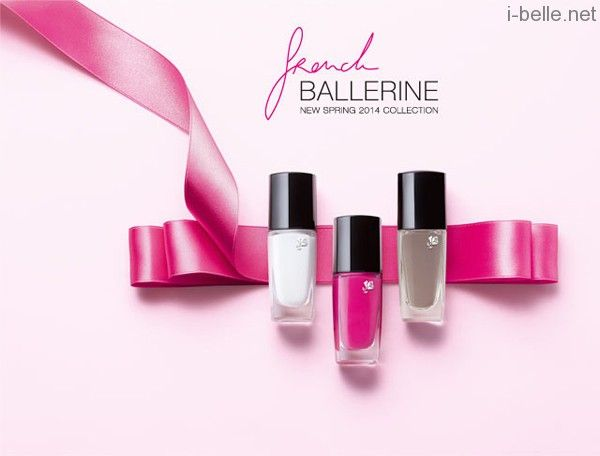 Spring 2014: Lancome French Ballerine Collection