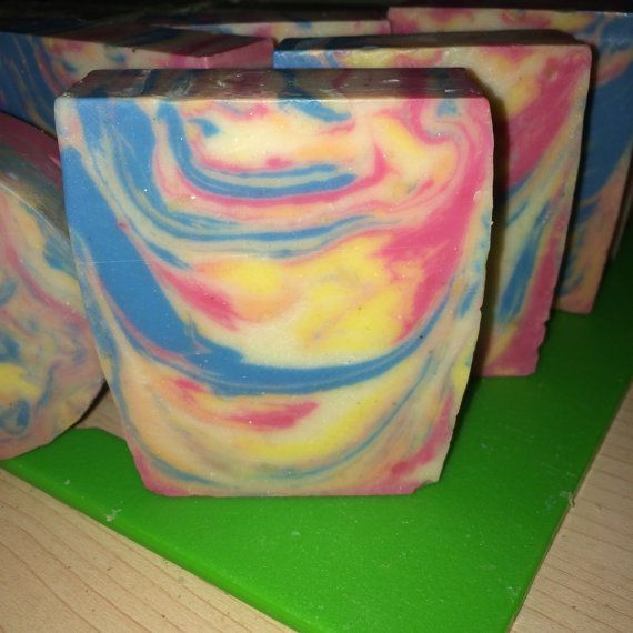 Viva La Juicy type Soap-Handmade Cold process by Envysoapworks