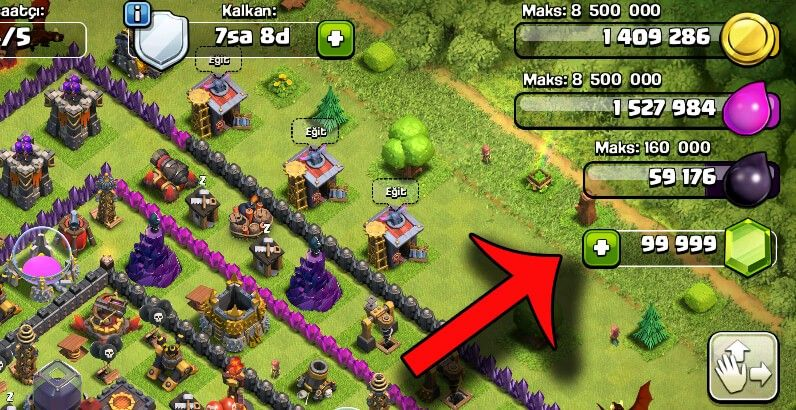 Clash Of Clans Hack Tool 2018 Unlimited Gems Gold And Elixir Cheats Clash Of Clans Hack Android Clash Clash Of Clans Hack Clash Of Clans Clash Of Clans Game