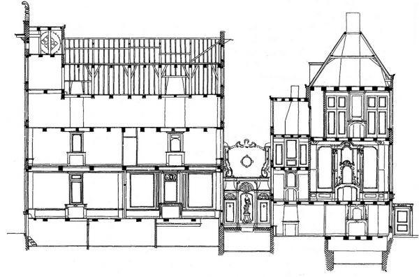 Huis van brienen herengracht 284 digitaal grachtenhuis for Huis digitaal