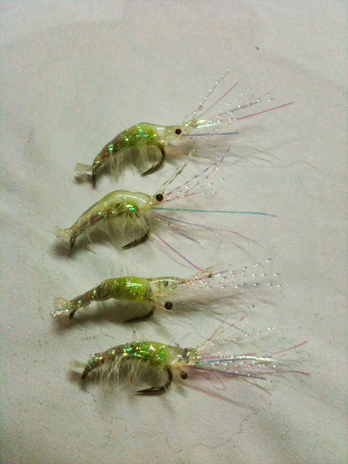 Saltwater shrimp flies google search sea run cutthroat for Tying a fishing lure