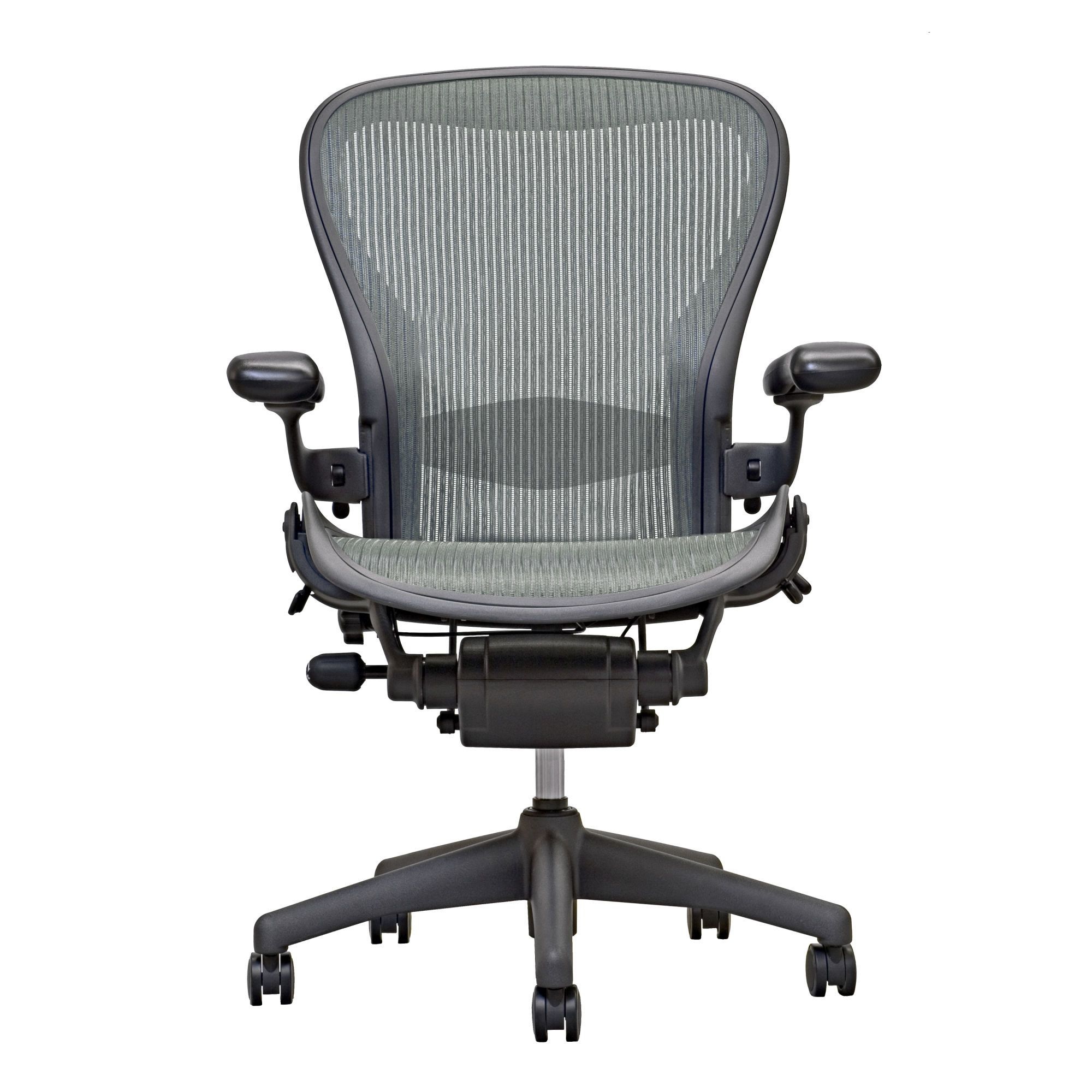 Aeron chair by herman miller highly adjustable open box