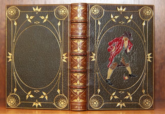 gulliver's travels book spine - Google Search | Gulliver's Travels ...