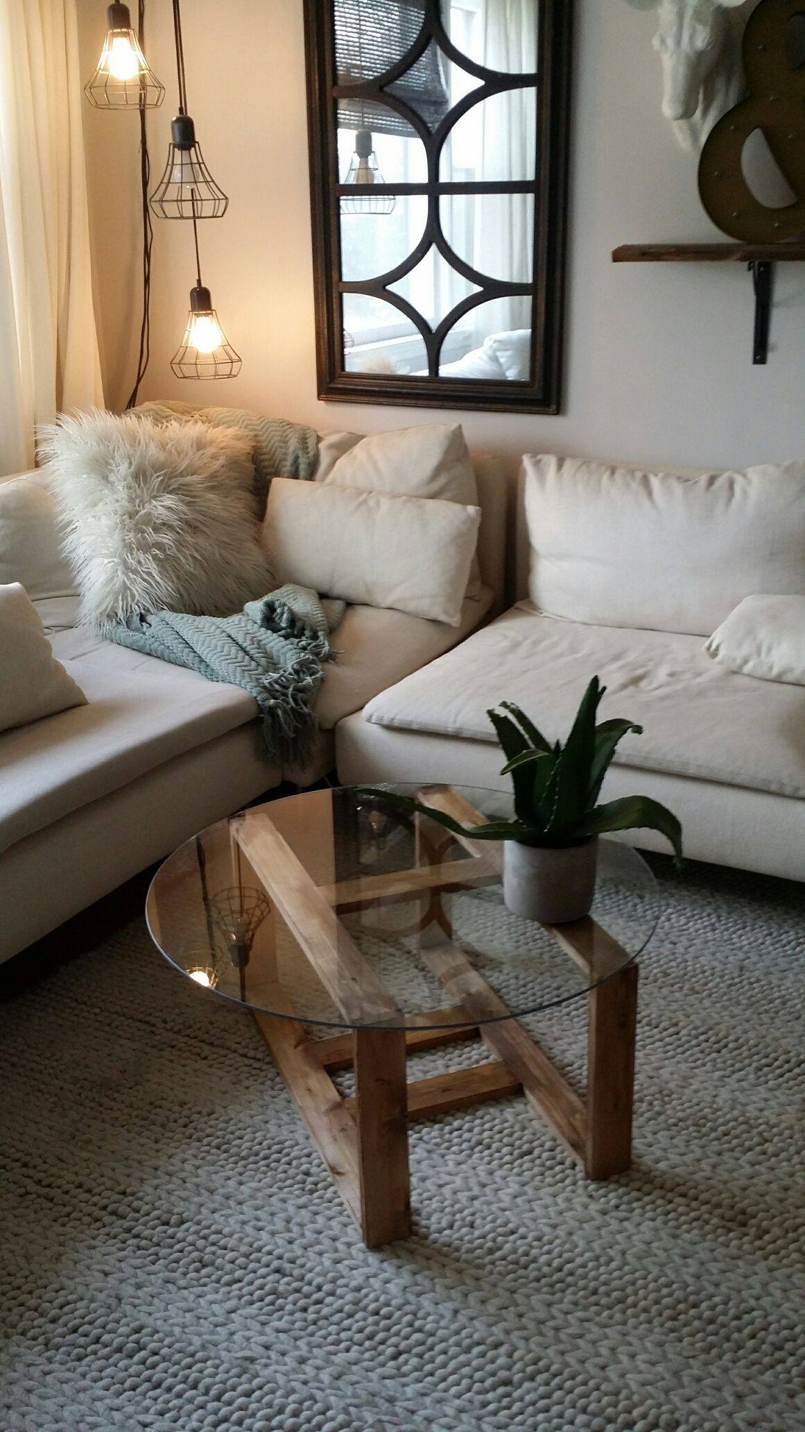 Glass coffee table in living room glass coffee table glass and wood coffee table wood coffee table