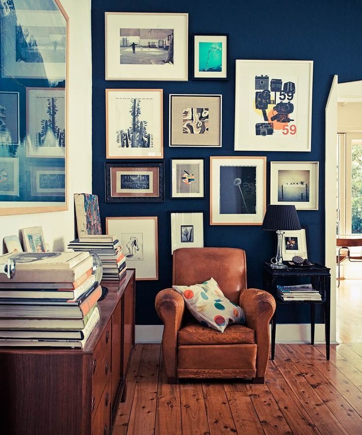 Photo of 8 beautiful feature gallery walls