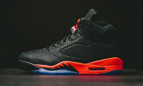 """Air Jordan 5 3Lab5 """"Black Infrared"""""""