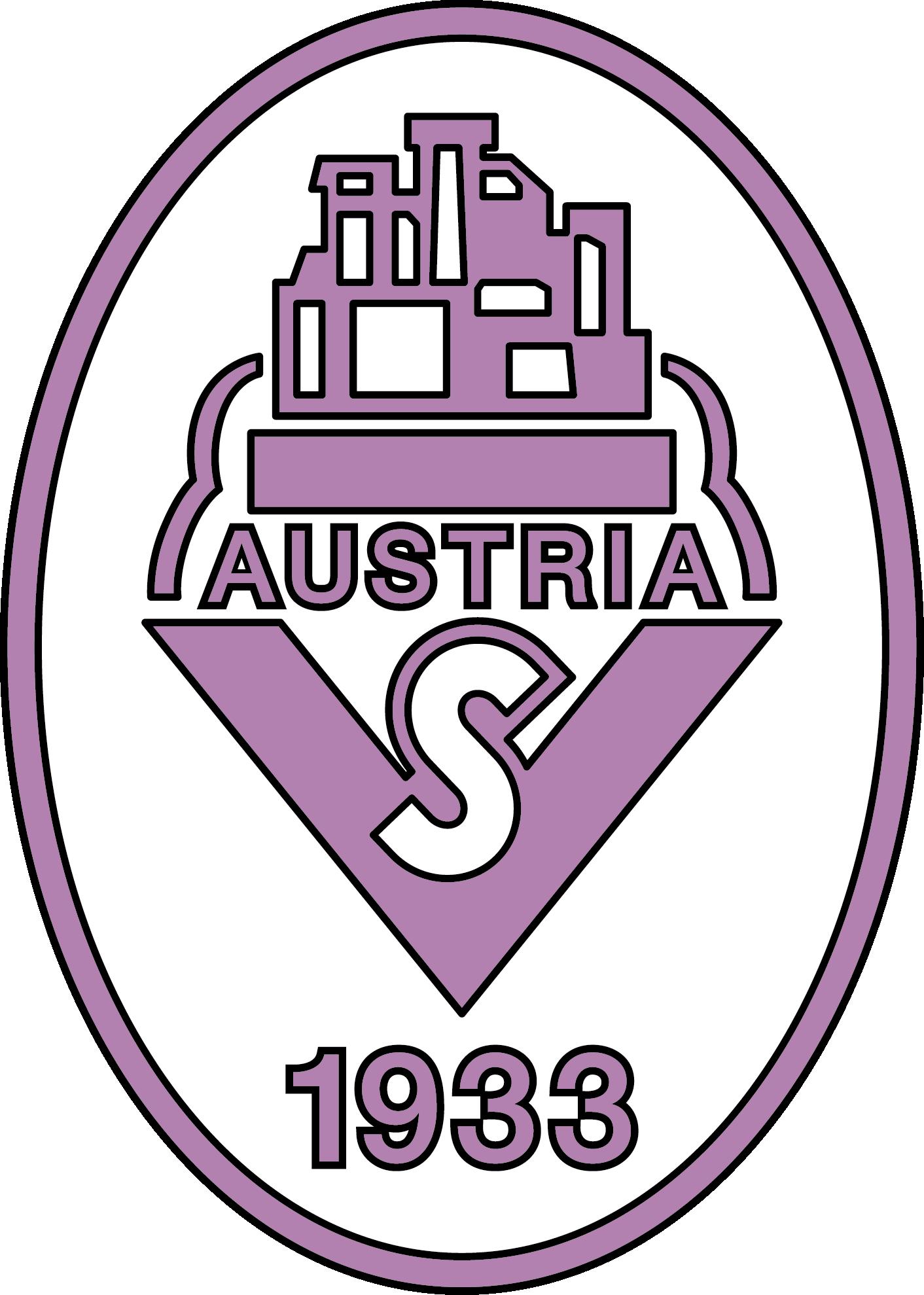 Sv Austria Salzburg Soccer Logo Team Badge Football Logo