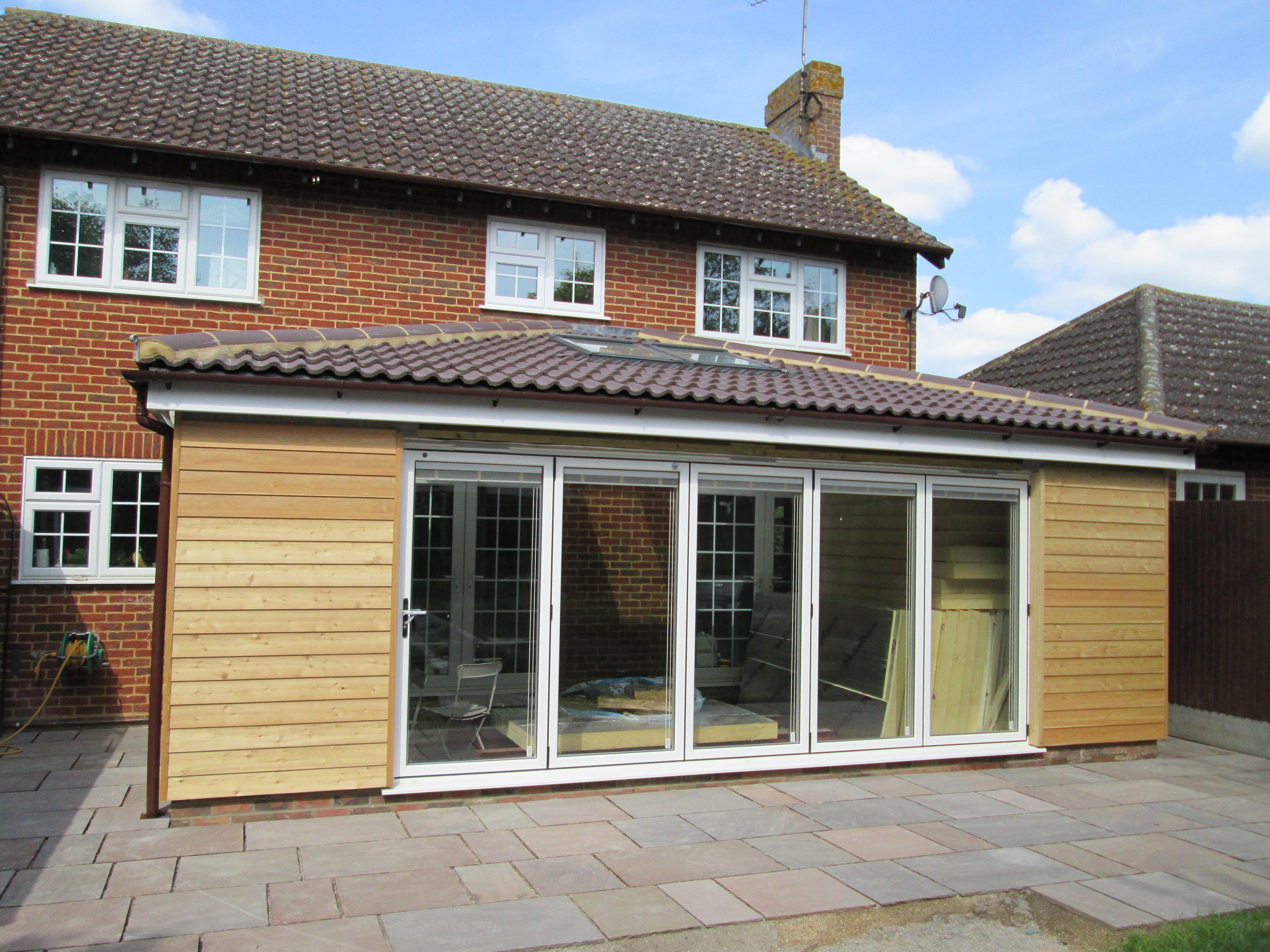 timber clad slate roof extension designs google search. Black Bedroom Furniture Sets. Home Design Ideas