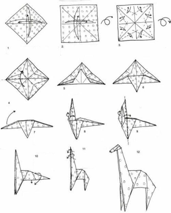 Mit Origami-Papier basteln: die beste Origami