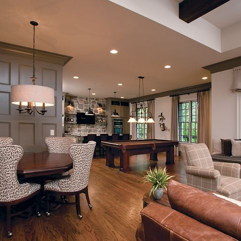 Interior Design Ideas For Living Room And Kitchen Octagonal Living Room Design Ideas Pictures Remodel And Decor