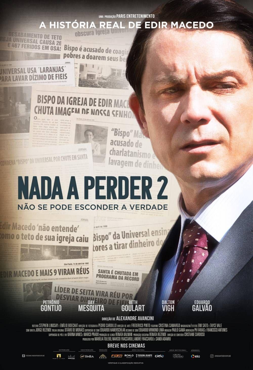 Nada A Perder 2 Tem Poster Oficial Divulgado Filmes Ver Filme