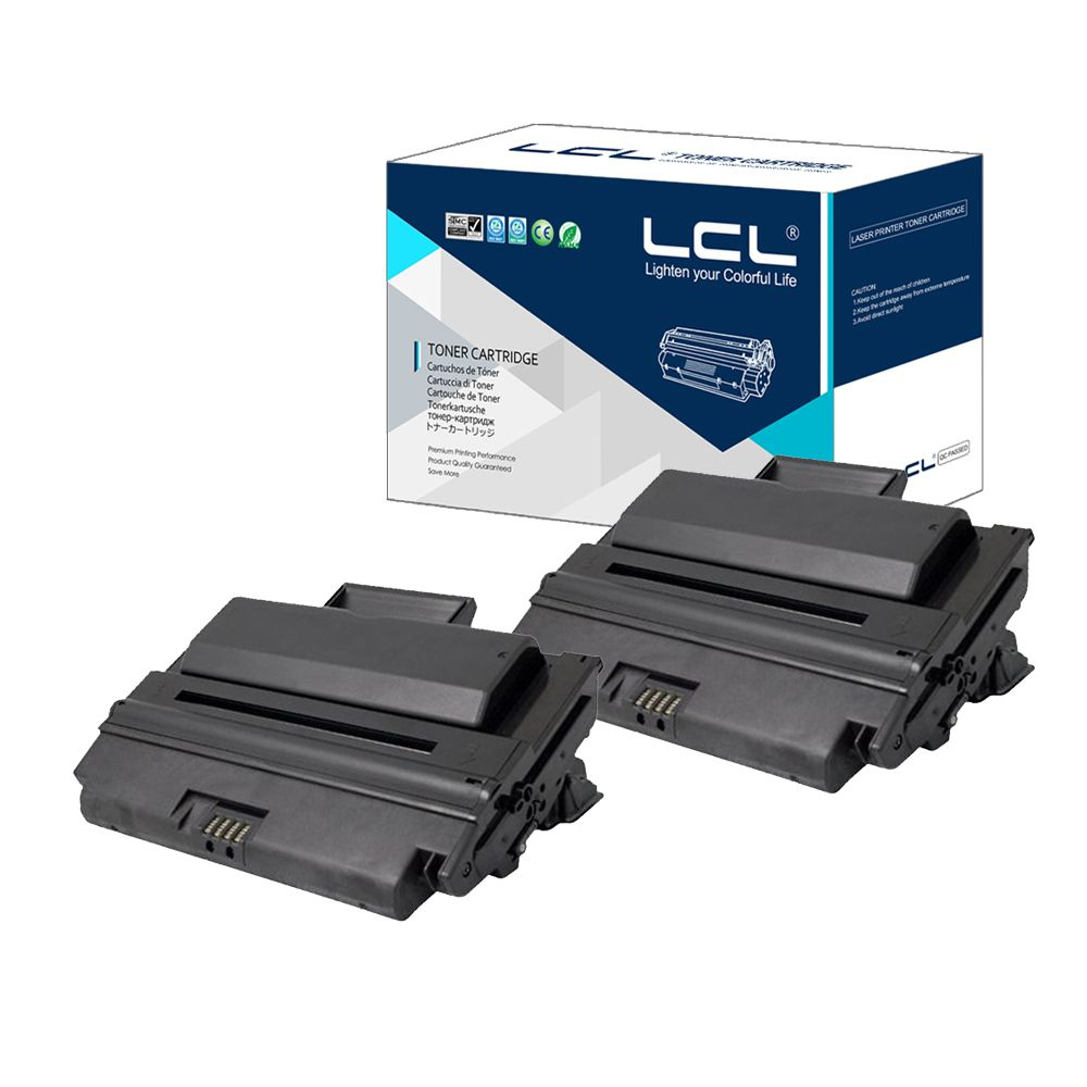 Lcl 330 2208 2335 3302208 2 Pack Black 3000 Pages Laser Toner