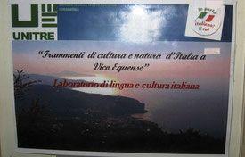 """Laboratori di lingua e cultura italiana """"Italiano in agriturismo"""" - Frammenti d'Italia in Sorrento Coast"""
