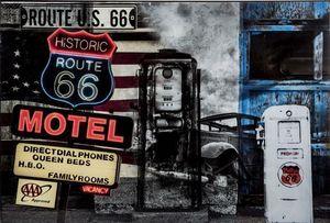 Tela - Historic Route 66 Motel