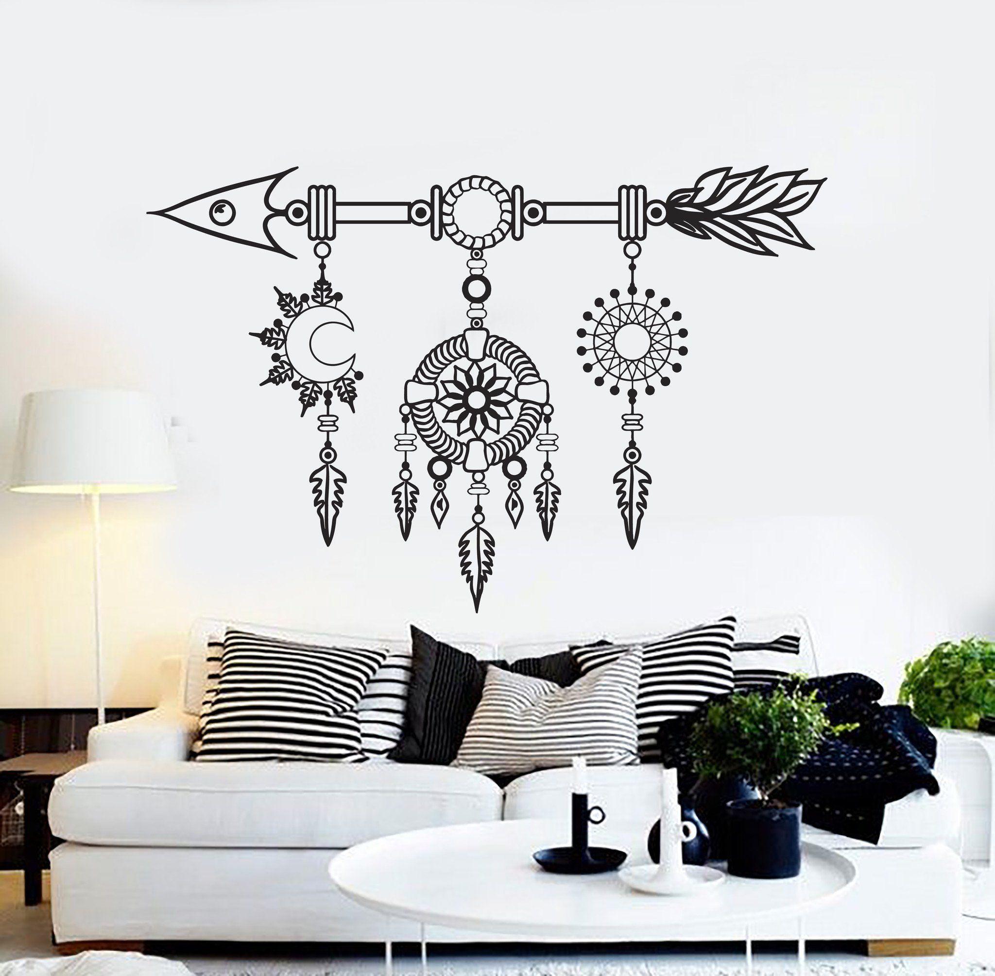 Handmade  Tribal Dream Catchers Wall  Decorations  6Pc Lot NpDc135T Z