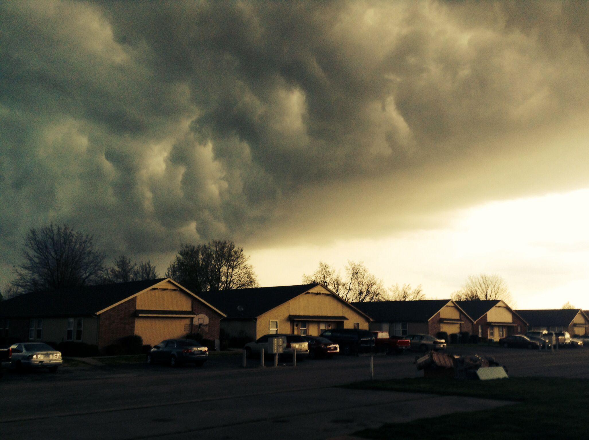 Big Storm Rogers Ar Weather Pinterest