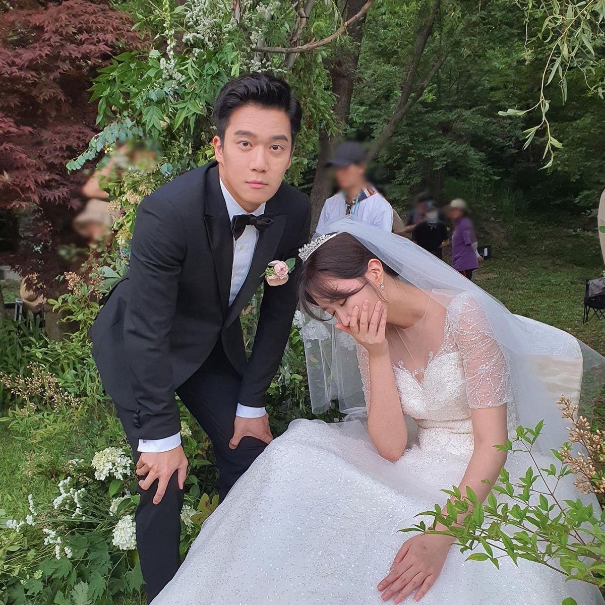 結婚 ハソクジン