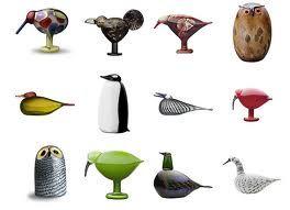 Oiva Toikka - an amazing glass artist
