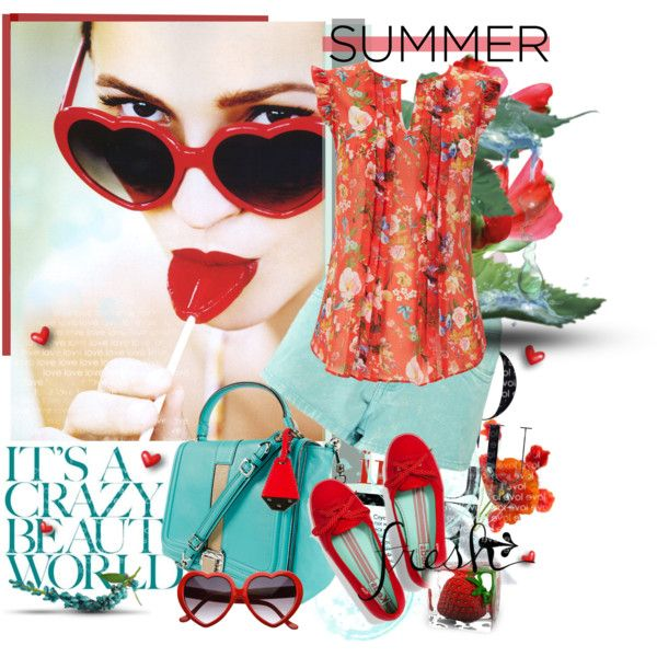 Created by hatsgaloore. Created in Fashion With Flair http://www.polyvore.com/sunglass_ve/contest.show?id=424297  Happy Hump Day!! ;D #forallonpoly #lastchance...