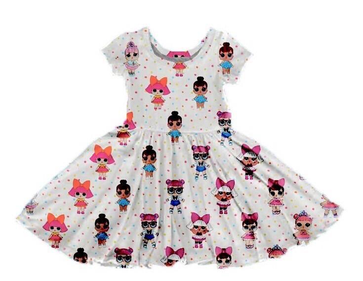 Lol surprise doll dress pre order dresses doll dress
