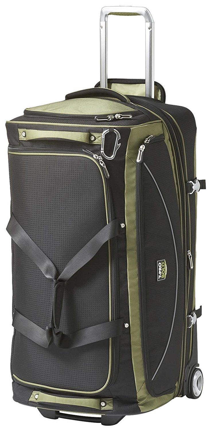 a32c73f02a6b Travelpro Luggage T-Pro Bold 30 Inch Drop Bottom Rolling Duffel Bag    Review more details here   Travelpro