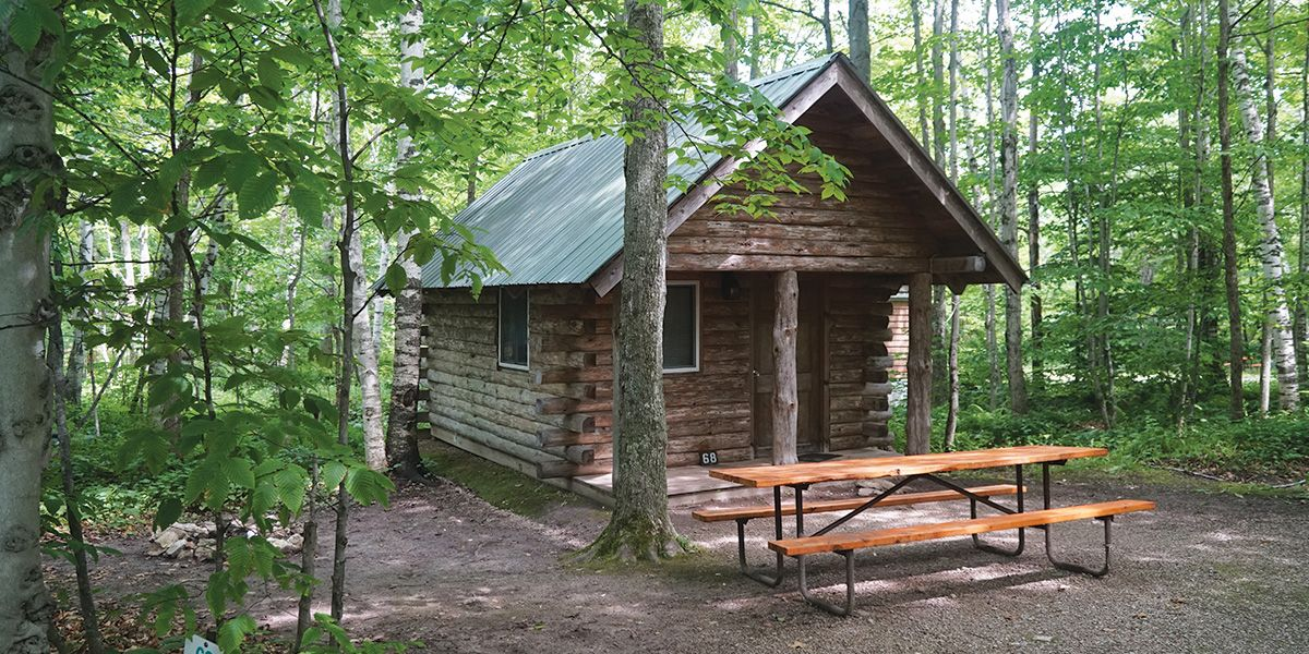 Washington Island Campground Located In Beautiful Door County Wi Door County Wisconsin Lodging Door County Wi Door County