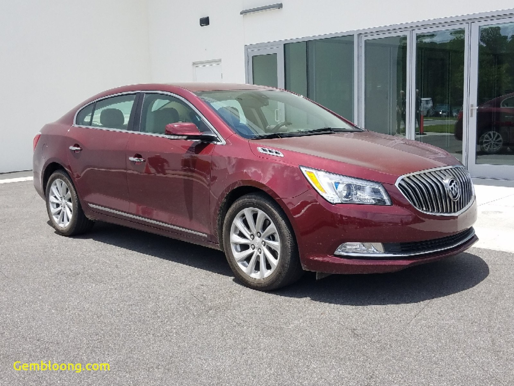 Buick Lacrosse 2019 Best Of Pre Owned 2015 Buick Lacrosse Leather Fwd Sedan Buick Lacrosse 2015 Buick Buick