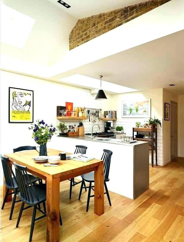 10 Most Popular Small Open Kitchen Living Room Ideas