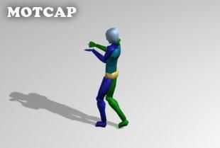 Download - Pick up object, Carrying the object in both hands