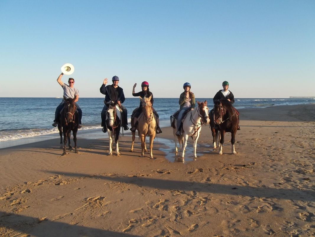 Virginia Beach Horseback Riding