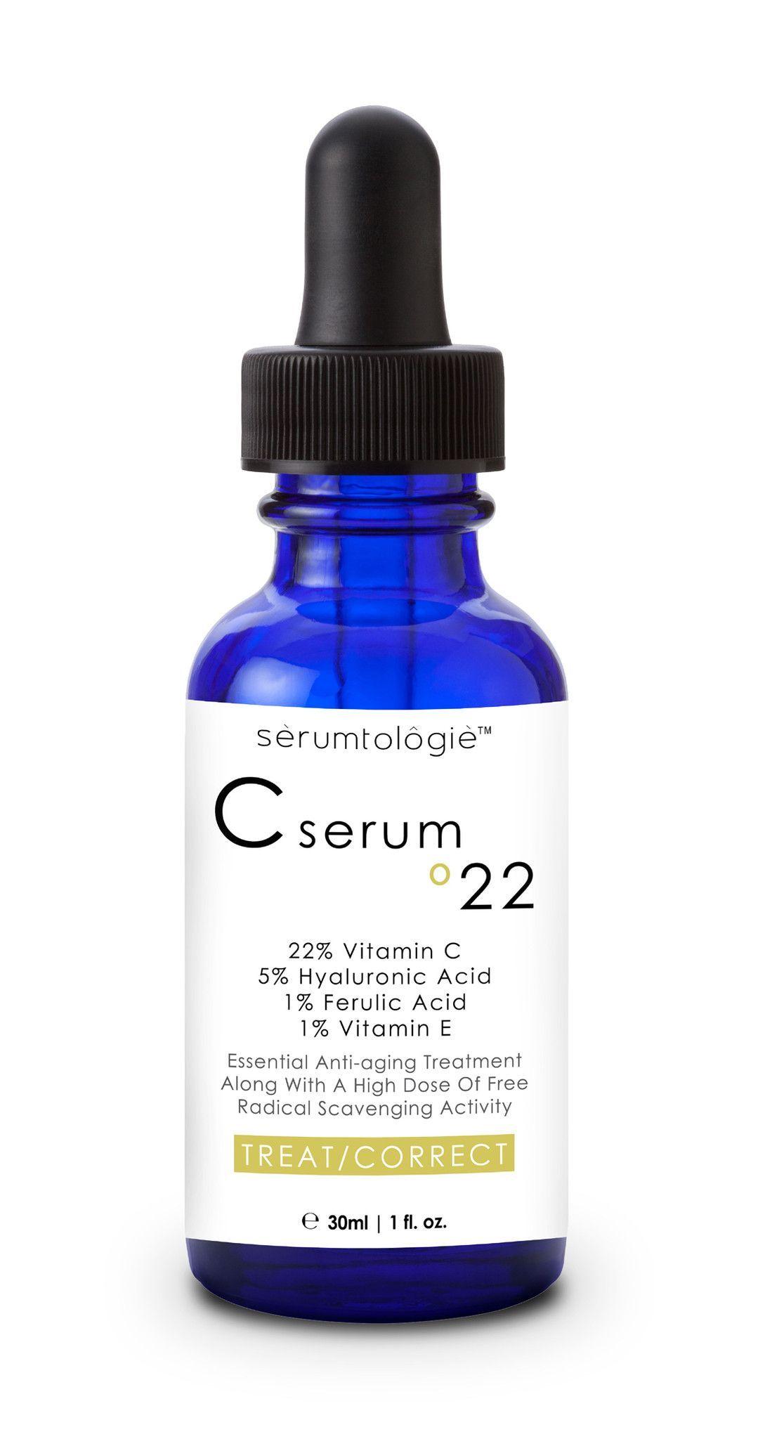 sérumtologié® C serum °22 Anti aging treatments, Serum