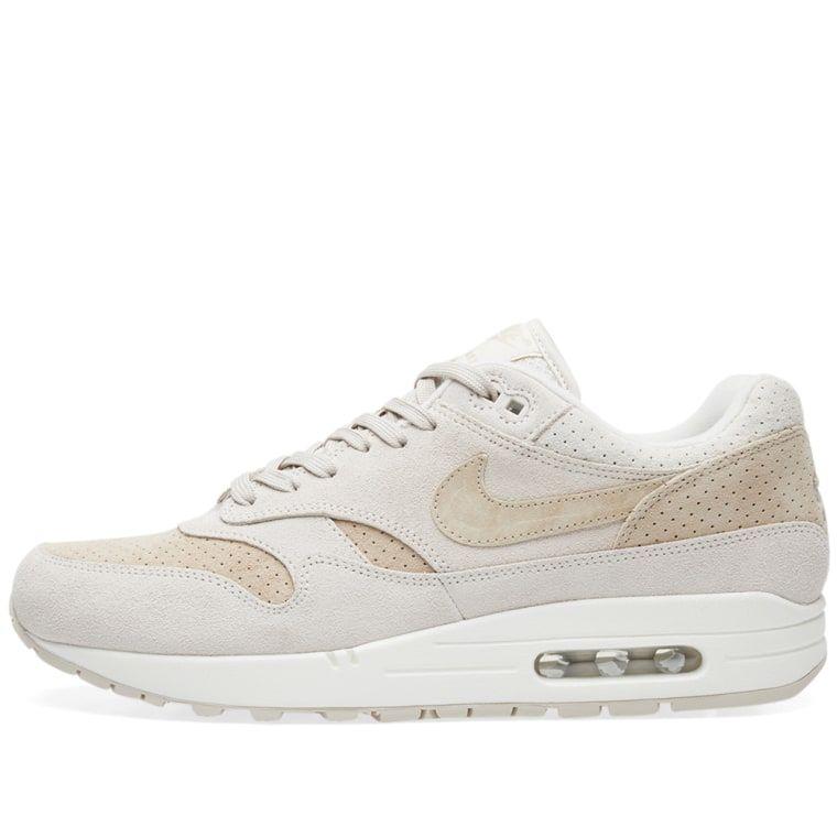 separation shoes de0c0 d01ef Nike Air Max 1 Premium Desert Sand   Sail 2