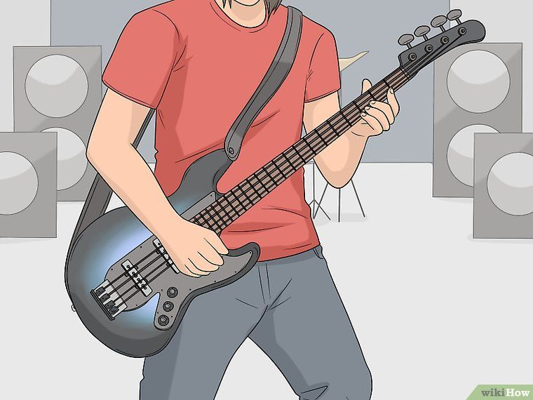 How To Teach Yourself To Play Bass Guitar Bass Guitar Bass Guitar Lessons Bass Guitar Chords