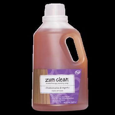 Frankincense Myrrh Zum Clean Laundry Soap 64 Oz Laundry Soap