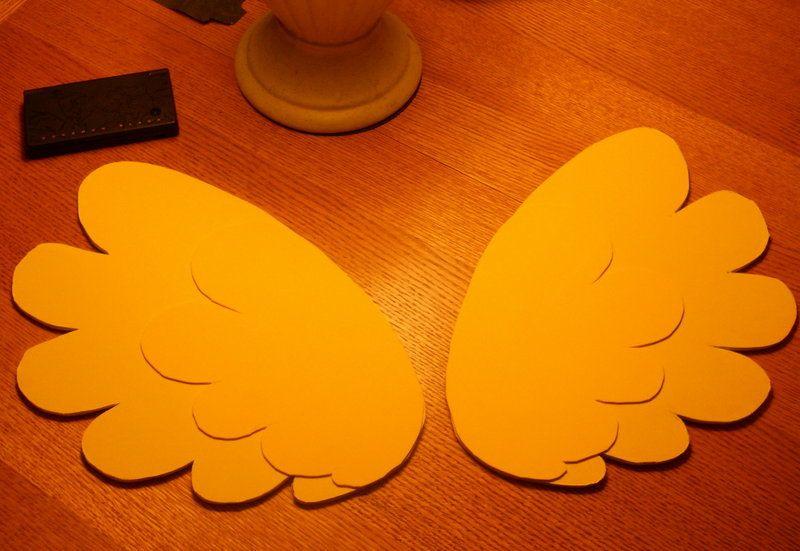 WIP Fluttershyu0027s Wings by *SummerNostalgia on deviantART & WIP Fluttershyu0027s Wings by *SummerNostalgia on deviantART | Halloween ...