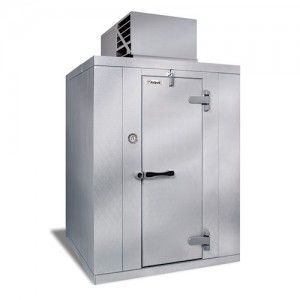 Kolpak Walk In Refrigeration By Manitowoc Provides Long Service Life Walk In Freezer Solid Doors Locker Storage