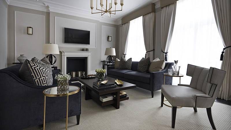 Boscolo High End Luxury Interior Designers in London Decoracion
